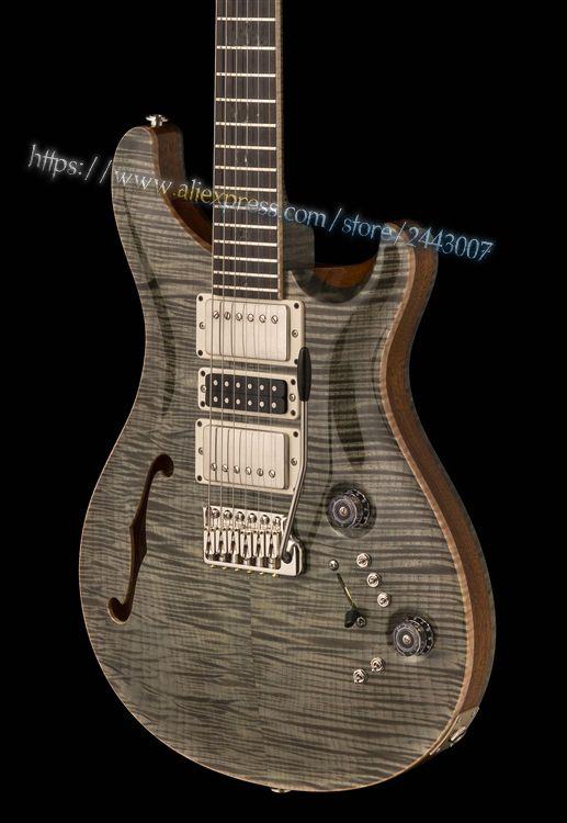 (Pre-Order) 10S Custom Shop Private Stock Limited Edition <font><b>John</b></font> Mayer Super Eagle II Electric Guitar Hemp Green