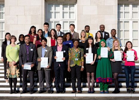 Vice-Chancellor's Scholarship for Research Excellence (International) - The University of Nottingham