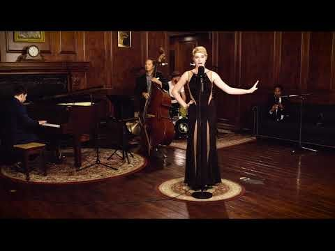 Chasing Pavements - Adele (1920s Gatsby Style Cover) ft. Hannah Gill - YouTube