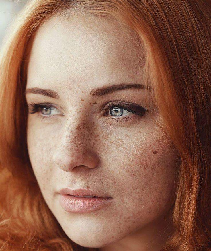 все российские актрисы с веснушками фото