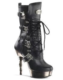 Chaussure A Talon Gothique