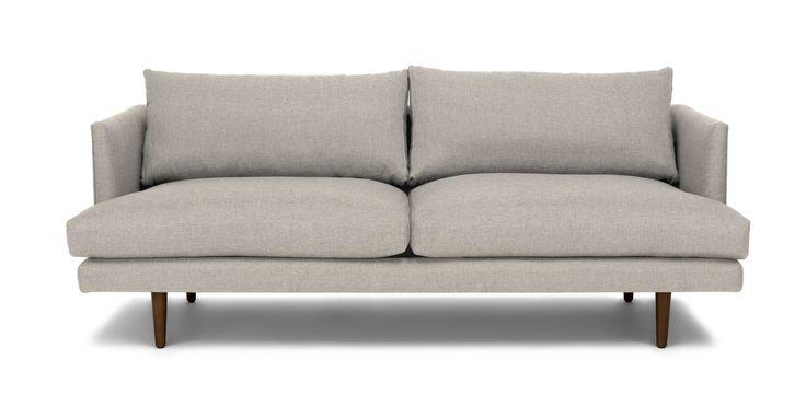 "Burrard Seasalt Grey 78"" Sofa - Sofas - Article | Modern, Mid-Century and Scandinavian Furniture"