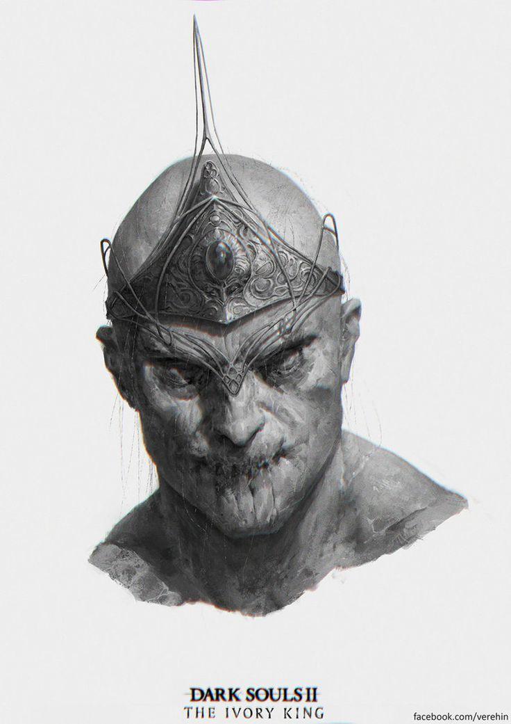 Dark Souls Character Design Process : Best demon s souls images on pinterest dark