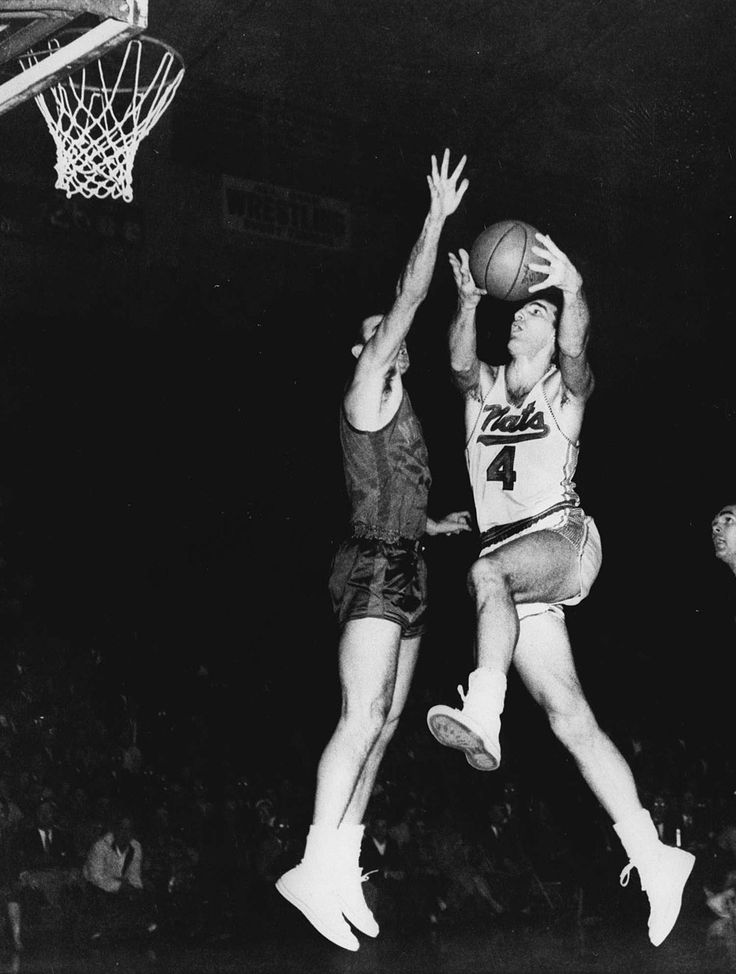 1955: Nationals 92, Pistons 91 : All-time NBA Finals Game 7s