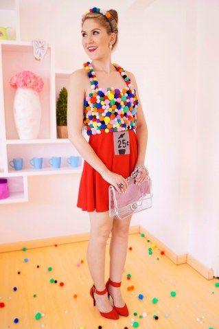 Karnevalskostüm Trends: Süßigkeiten – Karneval