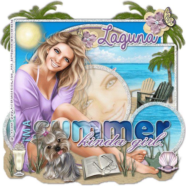 Betsy's Paradise Dreamer: Summergirl-Laguna-Kit-SandAndSea-Magik-Template-De...