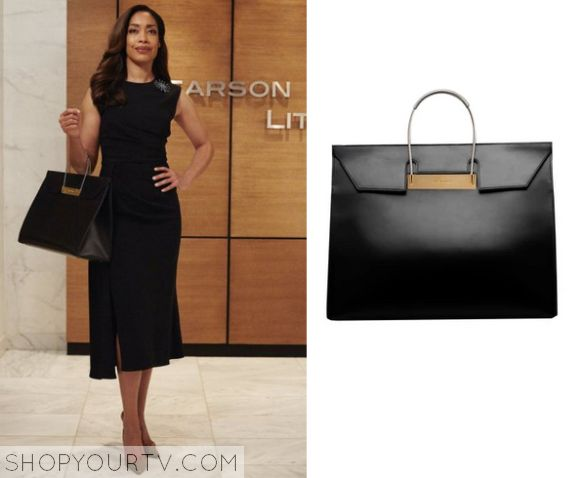 Suits: Season 5 Episode 8 Jessica's Black Leather Bag