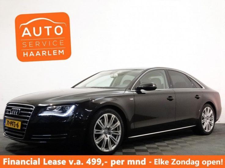 Audi A8  Description: Audi A8 4.2 FSI V8 372pk QUATTRO PRO LINE   Price: 563.38  Meer informatie