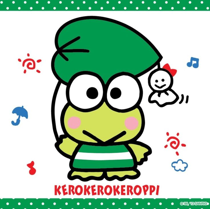 Keroppi Wallpaper Wallpapers: 20 Best Keroppi Images On Pinterest