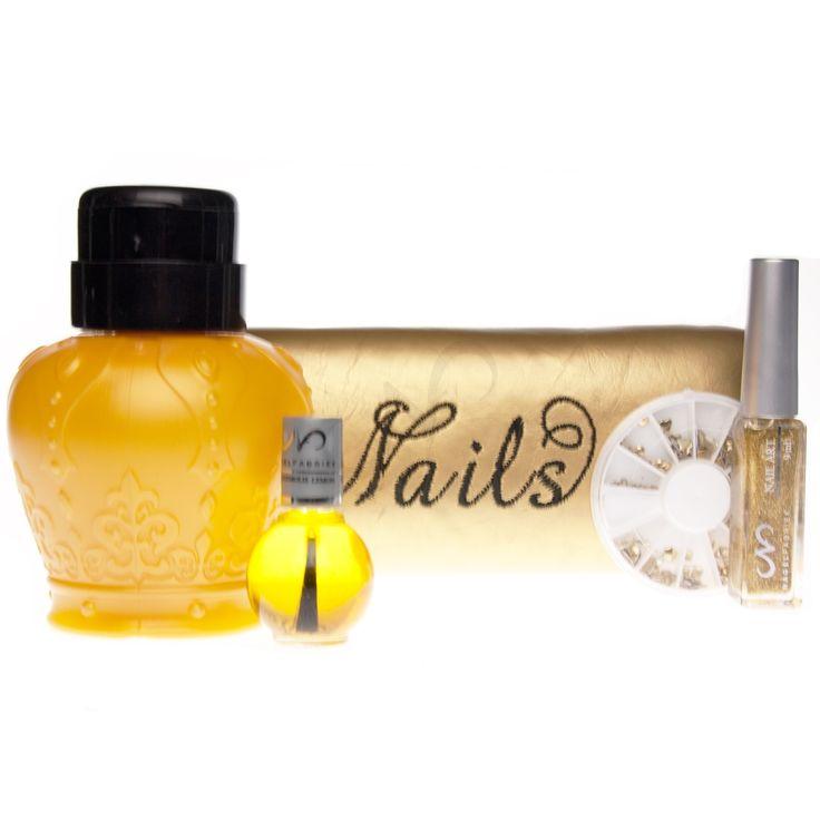 Gold Rush the Basics – Nagelfabriek