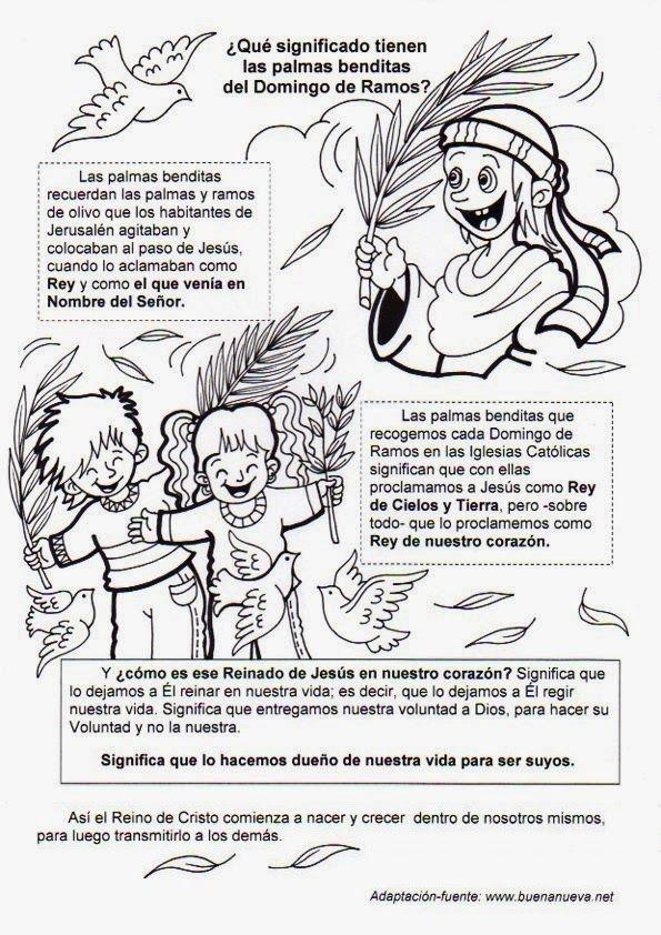 El Rincón de las Melli: ¿Qué significan las palmas benditas?