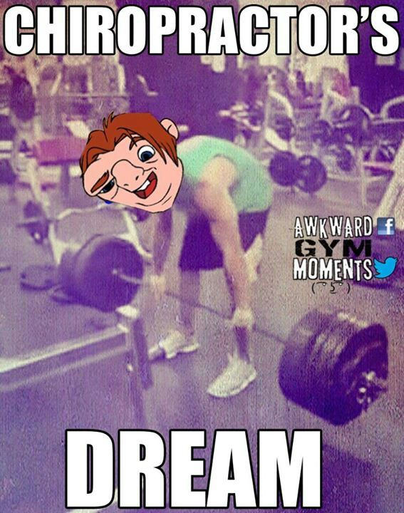 Use correct form ladies and gents! #TeamFitspire #funny #fitspirefitness…