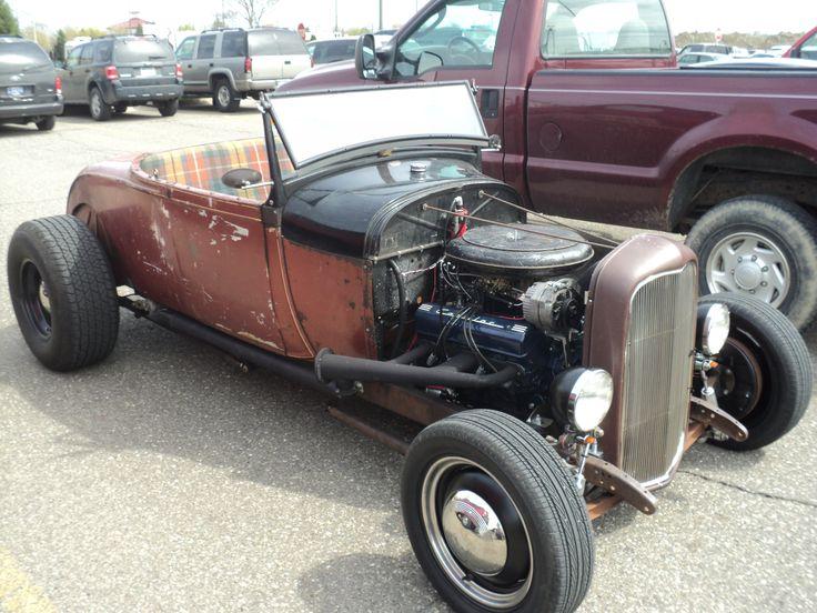 Best Jr Hotrods Images On Pinterest Dream Cars Vintage