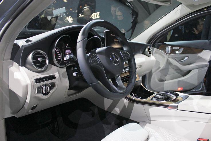 2015 Mercedes-Benz C-Class: 2014 Detroit Auto Show Preview & Live Photos