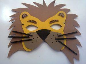 Animal mask craft idea for kids | Crafts and Worksheets for Preschool,Toddler and Kindergarten