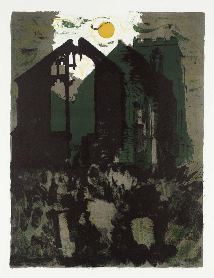 John Piper, Untitled, 1975