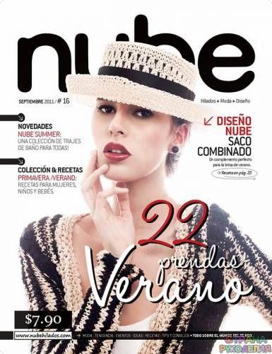Numărul nube 16, 2011 - reviste non-ruse - Reviste pe brodată - meșteșuguri țară