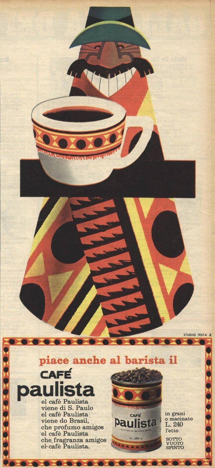 1962: pubblicità - LAVAZZA