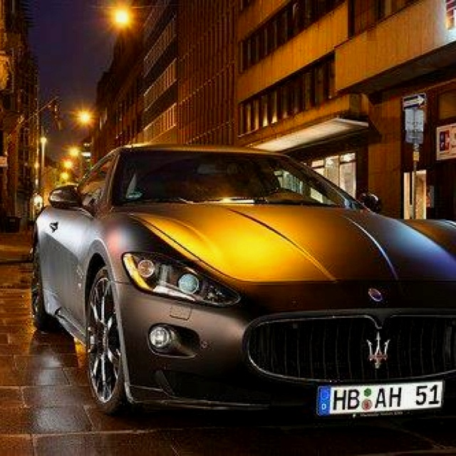 Maserati Rarest Car In The Earth
