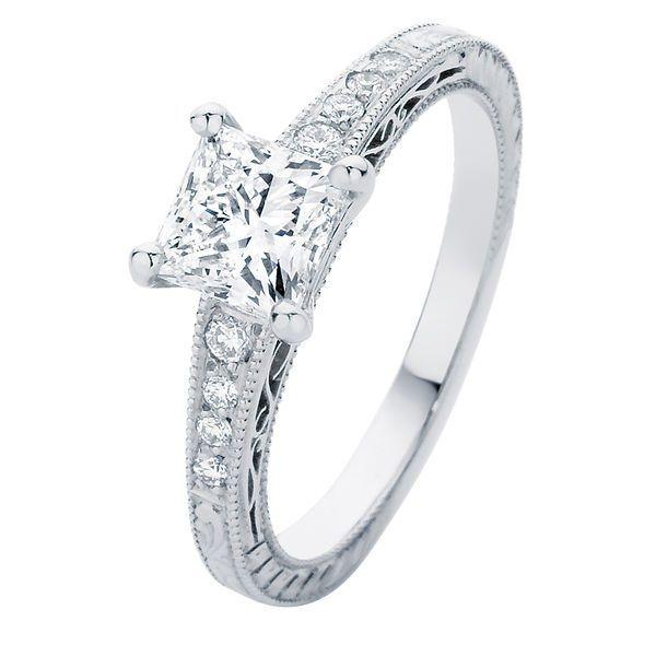 25 best Engagement Rings Princess trending ideas on Pinterest