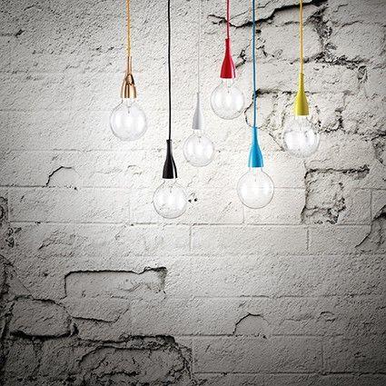 MINIMAL SP1 Lampa wisząca - DECORTIS.COM