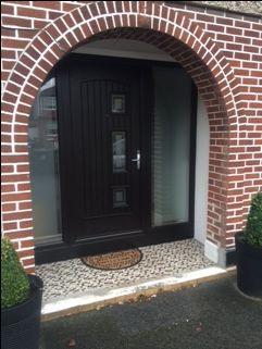 Palladio Turner Door in Bog Oak & 35 best Our Palladio Door Projects images on Pinterest | Front ... Pezcame.Com