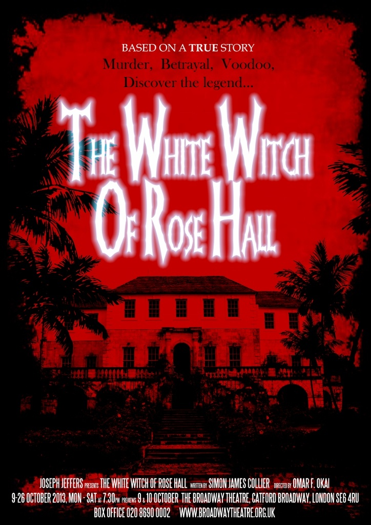 Final White Witch of Rose Hall graphic