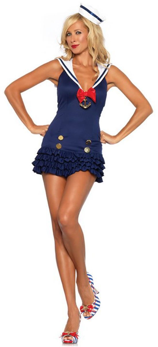 Sailor costume for my upcoming pin-up shoot