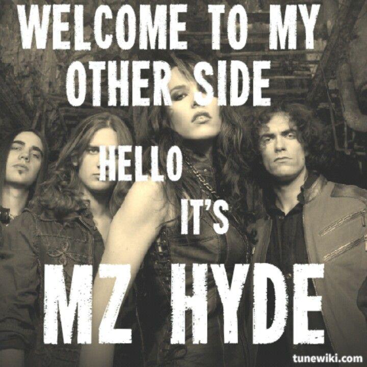 Mz Hyde, Halestorm