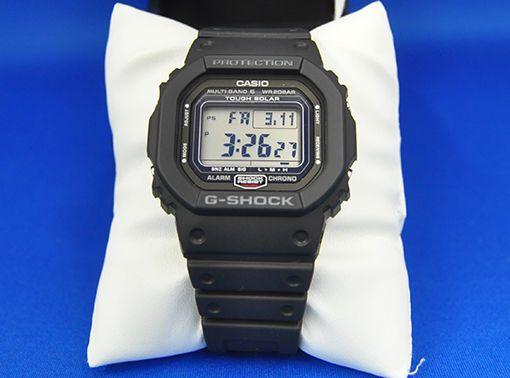 Casio Gw-5000-1Jf G-Shock Solar Multiband 6 Watch Japan Model Gw-5000-1