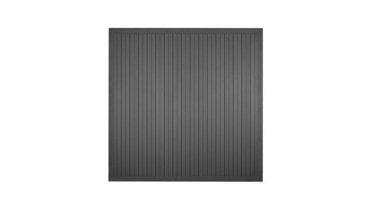 Das Aluminium Zaunelement aus der Aluminium Sichtschutzelemente Serie Vlieland, ist in der Farbe Anthrazit erhältlich. Der Aluminium Zaun ist sehr hochwertig und pflegeleicht, der Zaun muss nicht mehr gestrichen werden. Das abgebildete Zaunelement hat die Maße 180 x 180 cm. Diese und weitere Aluminium Zaunelemente finden Sie unter http://www.meingartenversand.de/sichtschutzzaun/aluminium-sichtschutzzaeune.html