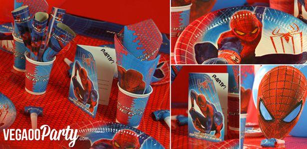 Festa a tema Spiderman per compleanno - VegaooParty