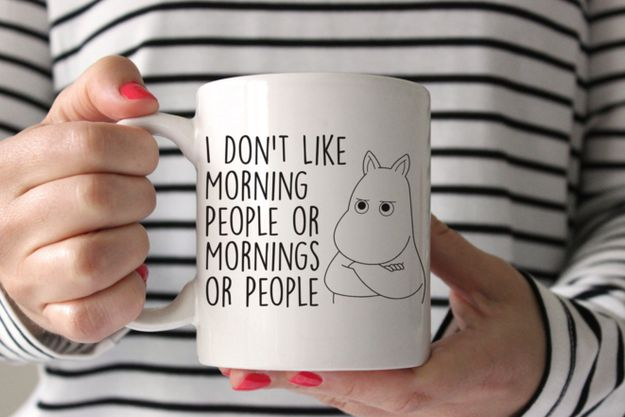 This absolutely perfect mug. | 21 Gorgeous Moomin Products That You 100% Need