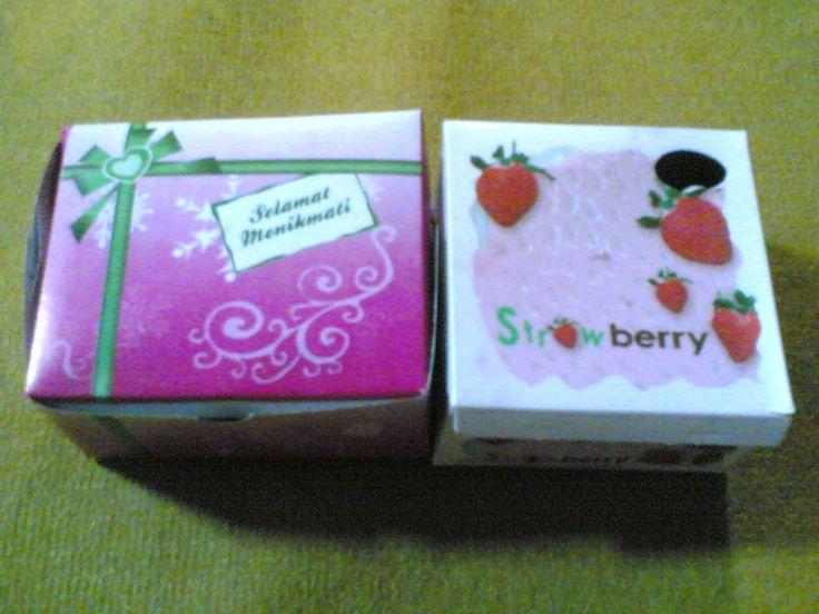 sample makanan box