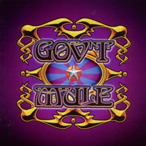 GOV'T MULE - live with a little help from our friends