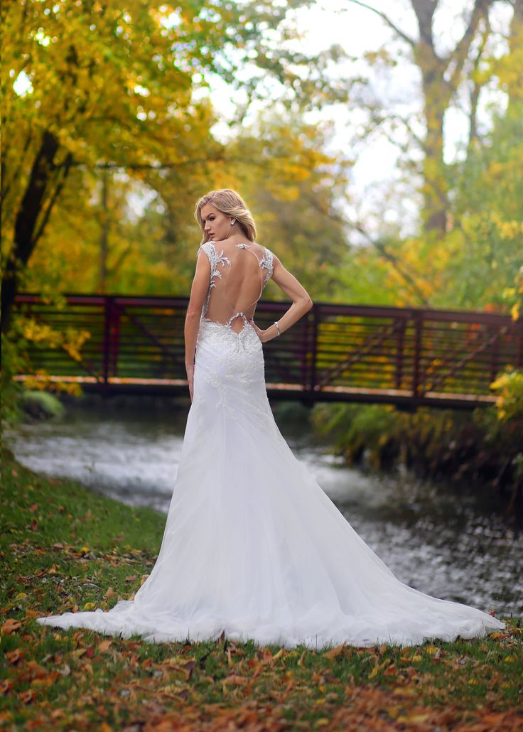 Marisa bridals long sleeves sweetheart lace dresses from for Wedding dresses in south florida