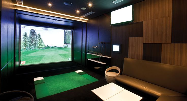 38 Best Images About Golf Simulator On Pinterest Golf