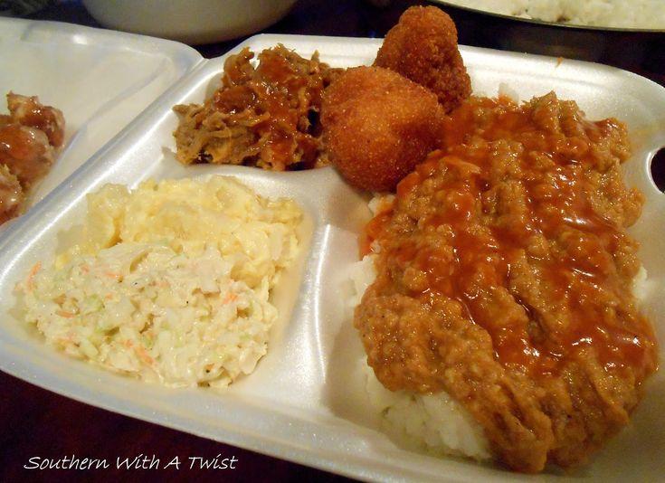 South Carolina Hash and Rice