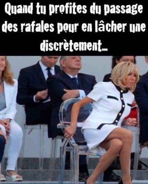 Un petit vent Brigitte… #rire #drole #humour #france #lestrompettesdunet #grod…