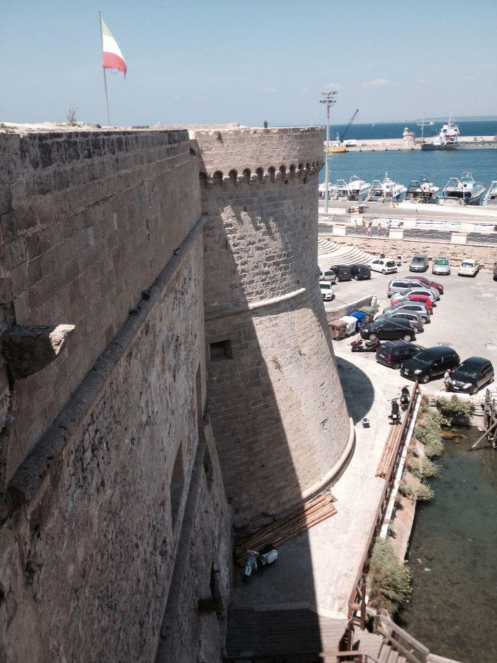 Torre del Castello di Gallipoli