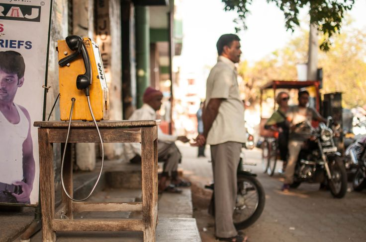 Yellow color phones by Ganesh Shankar on 500px