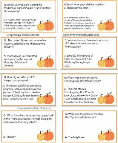 25 best ideas about thanksgiving trivia on pinterest for Thanksgiving activities for adults