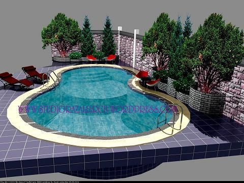 7 best indoor pool design images on Pinterest | Indoor pools ...