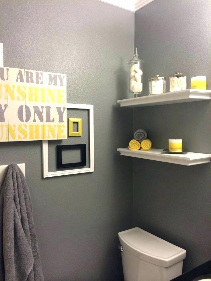Schwarz Gelbes Badezimmer Joejune Com Yellow Bathroom Decor