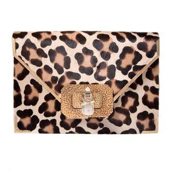 #marchesa leopard clutch