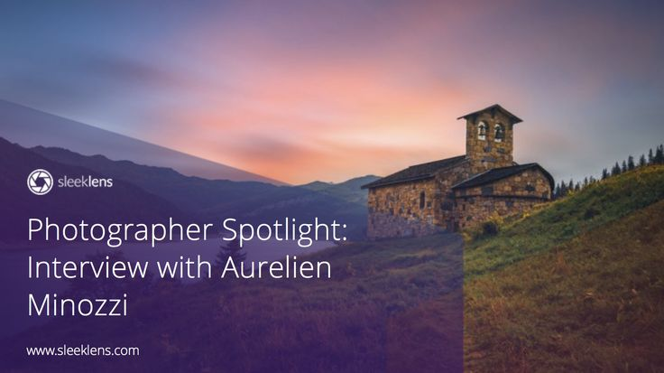 Photographer Spotlight: Interview with Aurelien Minozzi