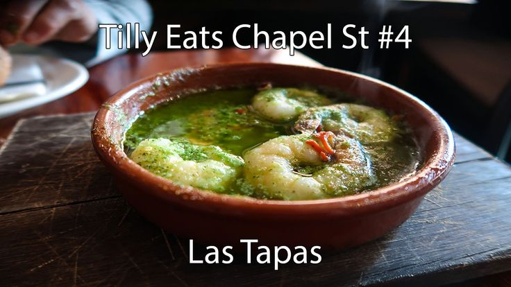 Las Tapas, A night in Spain - TillyEats Chapel Street #4