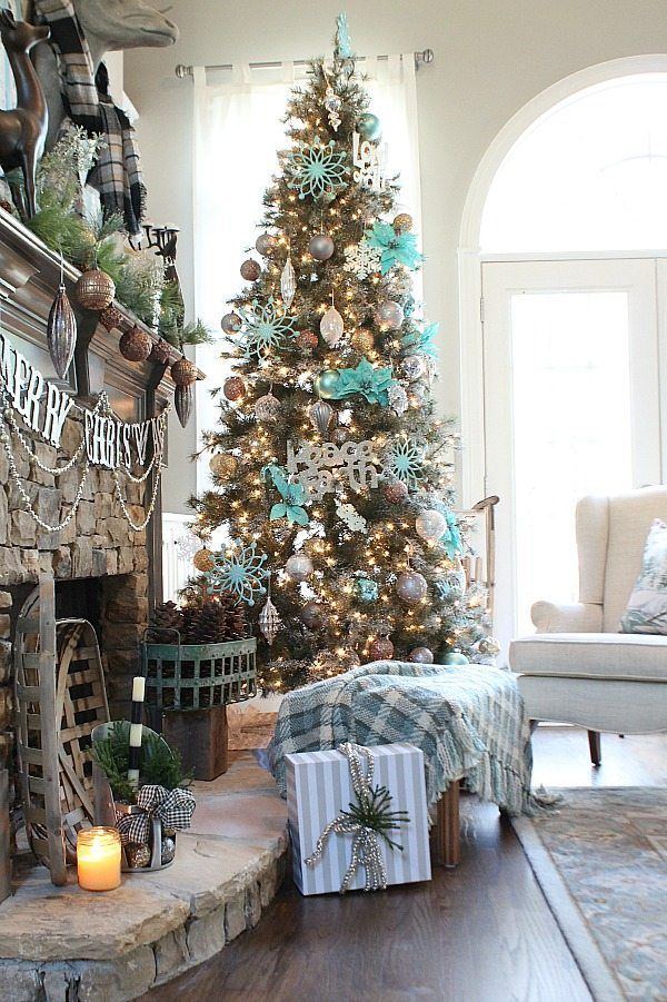Christmas Tree Ideas – 12 Bloggers of Christmas Balsam Hill