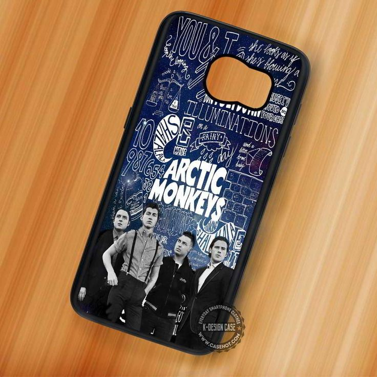 Arctic Monkeys Lyric Art Collage - Samsung Galaxy S7 S6 S5 Note 7 Cases & Covers