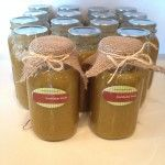 Canning Enchiladas Verde Sauce